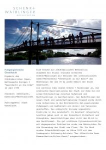 Architekten Schenk+Waiblinger – Texte zu Bauprojekte der Architekten Schenk+Waiblinger
