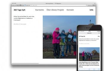 365 Tage Sylt – ein Blog-Projekt von Hans Jessel
